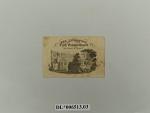 Trade Card for The Liverpool Cloth Establishment