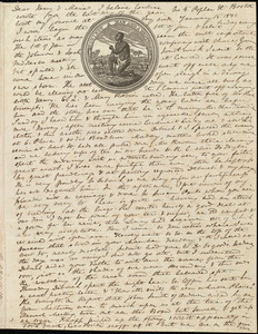Letter from Anne Warren Weston, No. 5 Poplar Street, Boston, to Maria Weston Chapman and Henry Grafton Chapman, January 15, 1841