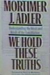 Mortimer J. Adler interview, 1987
