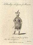 "Robert Bensley as Busiris in ""Busiris, King of Egypt"""
