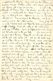 Thomas Butler Gunn Diaries: Volume 6, page 181, October 29-30, 1853