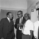 """""""Abie"""" Robinson Party, Los Angeles, 1965"""
