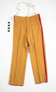 Shriners Uniform Pants of Raymond Collier