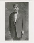 Portrait of Arthur Alfonso Schomburg in his masonic attire