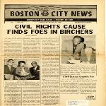 Boston City News volume 6, number 117
