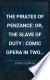 The pirates of Penzance : or, The slave of duty : comic opera in two acts Pirates of Penzance Libretto