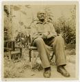 African American ex-slave portrait, Samuel Diberts