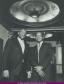 William Warfield and Don Shirley in the Pabst Theater