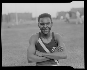 African-American athlete