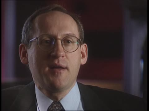 American Experience; Interview with historian Paul Finkelman, 5 of 5