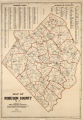 Map of Robeson County, N.C.