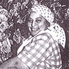 "Maude Woodfork as ""Aunt Jemima"""