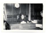 Elreta Alexander presiding in court