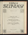 The Survey, March 25, 1916. (Volume 35, Issue 26)