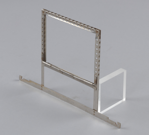 Film and plate developing hanger from the studio of H.C. Anderson