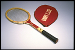Tennis Racquet, used by Althea Gibson