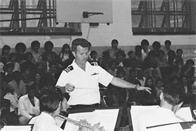 United States Navy Band, South Bronx High School