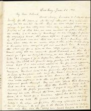 Letter to] My Dear Deborah [manuscript