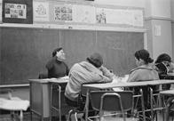 South Bronx High School class