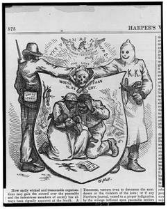The Union as it was The lost cause, worse than slavery /