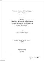 Thumbnail for Attitudes toward slavery in ante-bellum Georgia, 1830-1850