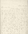 Roxana Chapin Gerdine to Emily McKinstry Chapin (1858 November 28)