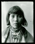 Front view, Indian child 1904
