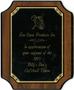 Ken Davis Products recognition plaque