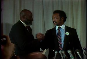Mel King with Jesse Jackson, Part 1