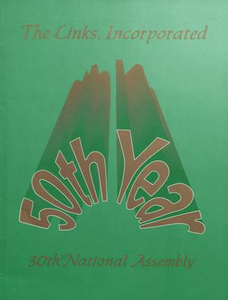 Link to Link: The President's Newsletter, Volume 5, Number 5, January 1996 San Antonio Chapter of Links Records Link to Link Links National Papers Letter from Patricia Russell-McCloud to The Links, Inc. - February 12, 1996