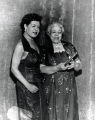 Billie Holiday and Sadie Fagan