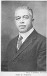 Harry T. Burleigh; Photo by Mishkin, New York