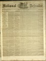 National Defender, v. VII, no. 45, Tuesday, June 23, 1863, Whole Number: 354.