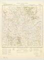 India 1:253,440 Anantapur & Bellary Districts, Sandur State, Chitaldrug, Shimoga & Tumkur Districts, Madras, Madras States & Mysore no. 57 B Chitaldrug