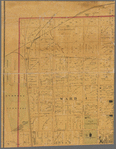 Map of Charlotte, Mecklenberg Co. N.C