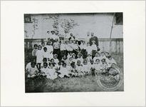 Integrated Sunday school picnic, 1912