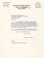 Letters between Congressman Armistead I. Selden of Alabama, and members of the Mississippi congressional delegation.