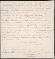 Letter to] Bro. Phelps [manuscript