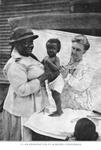 An examination at a Negro conference