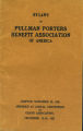 By-Laws of Pullman Porters Benefit Association of America