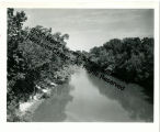 """The Saline River """"south of the old slave house"""""""