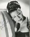 Ella Fitzgerald, singer