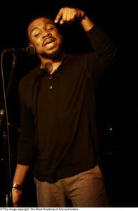 [Poets 'n Jazz Photograph UNTA_AR0797-170-013-0361] Poets 'n Jazz Poets 'n Jazz Number 2]