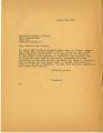 1958-08-21 Dillard Correspondence
