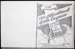 19th International Youth Congress, Church of God in Christ (Cleveland, Ohio) June 23-29, 1954