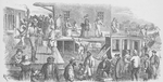 The railroad depots are everywhere crowded with negroes, immigrants, tourists and speculators