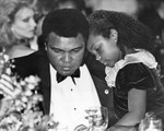 Ali and daughter
