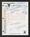 Administrative Records. Board of directors meetings, 1982, 1984, 1987-1992, 1995. (Box 1, Folder 14)