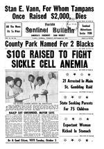 Florida Sentinel Bulletin