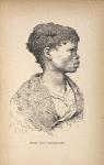 Jeune fille Hottentote